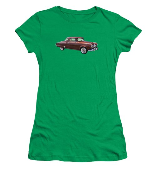 Studebaker Champian Antique Car Women's T-Shirt