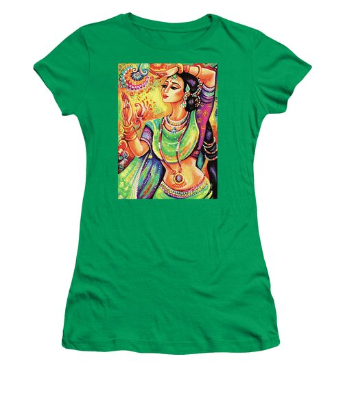 The Dance Of Tara Women's T-Shirt (Athletic Fit)