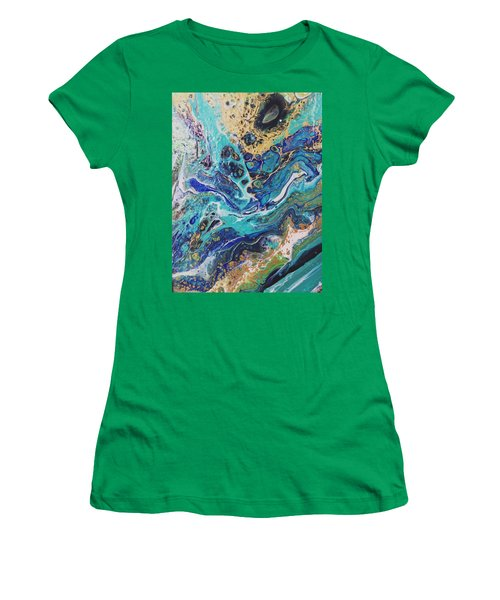 The Deep Blue Sea Women's T-Shirt