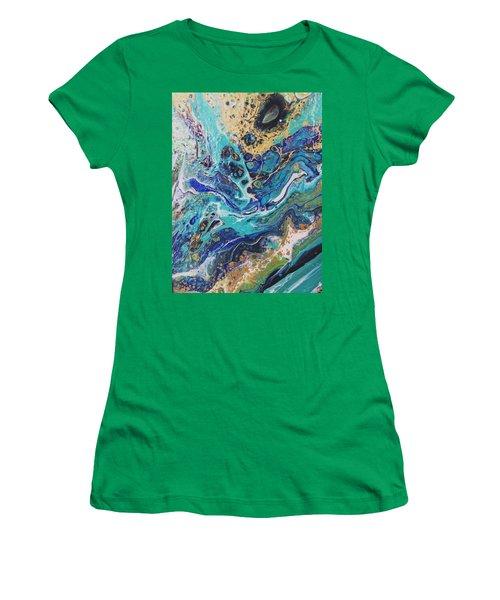 The Deep Blue Sea Women's T-Shirt