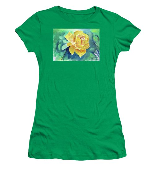 The Yellow Rose Women's T-Shirt