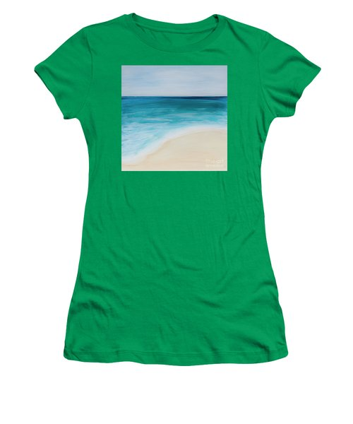 tide Coming In Women's T-Shirt