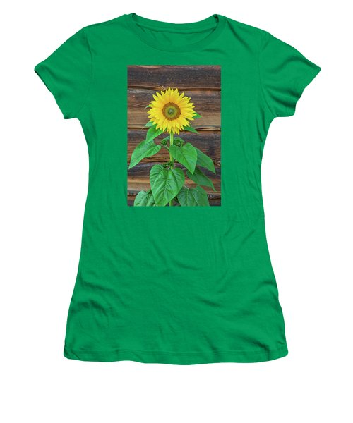 To Love And Be Loved Is To Feel The Sun From Both Sides.  Women's T-Shirt (Athletic Fit)