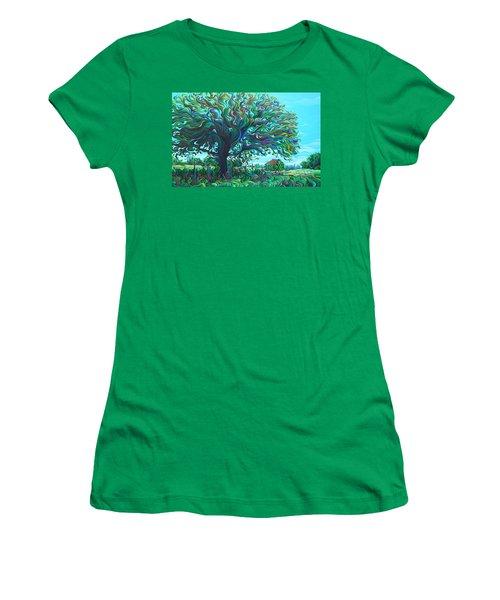 Umbroaken Stillness Women's T-Shirt (Athletic Fit)