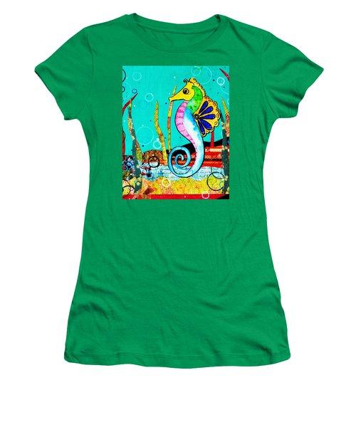 Under The Sea Women's T-Shirt