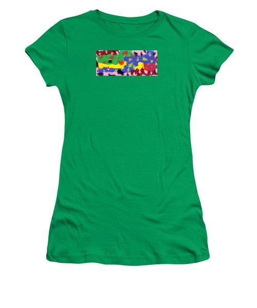 Wish - 10 Women's T-Shirt (Junior Cut) by Mirfarhad Moghimi