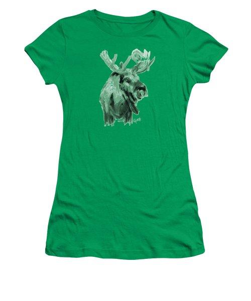 Xmas Moos Women's T-Shirt