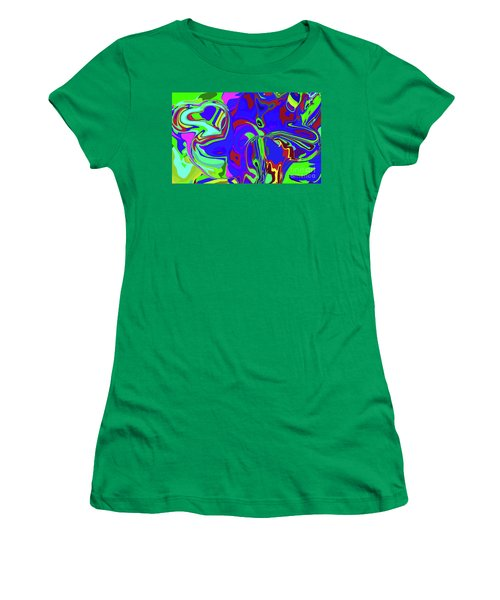 3-12-2009zabcdefg Women's T-Shirt
