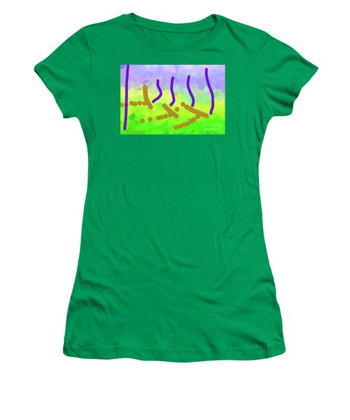 3-15-2009xabcdefghijklmn Women's T-Shirt