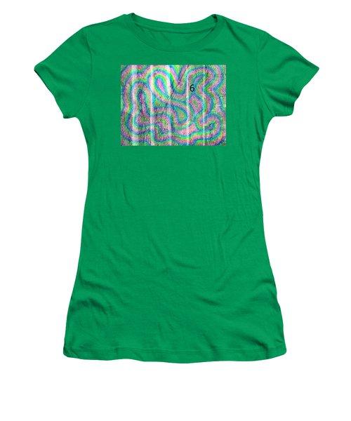 #6 Sidewalk Women's T-Shirt