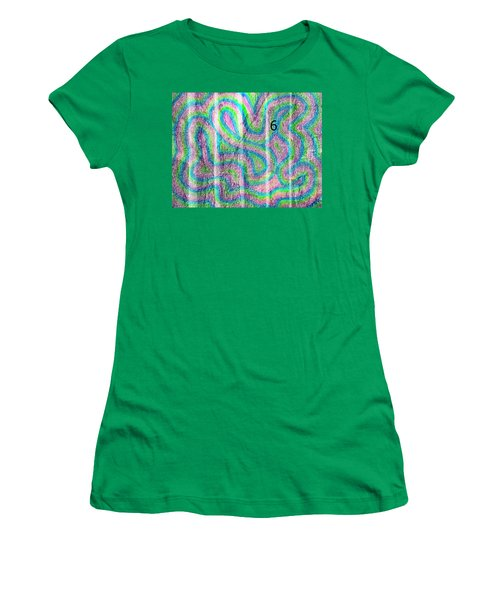 #6 Sidewalk Women's T-Shirt