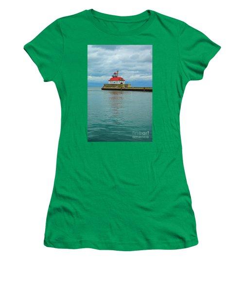 Duluth Lighthouse 2 Women's T-Shirt