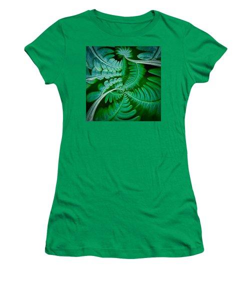 Fern Dance Women's T-Shirt