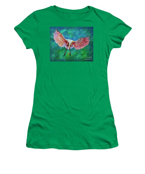 Fledgling Flight Women's T-Shirt