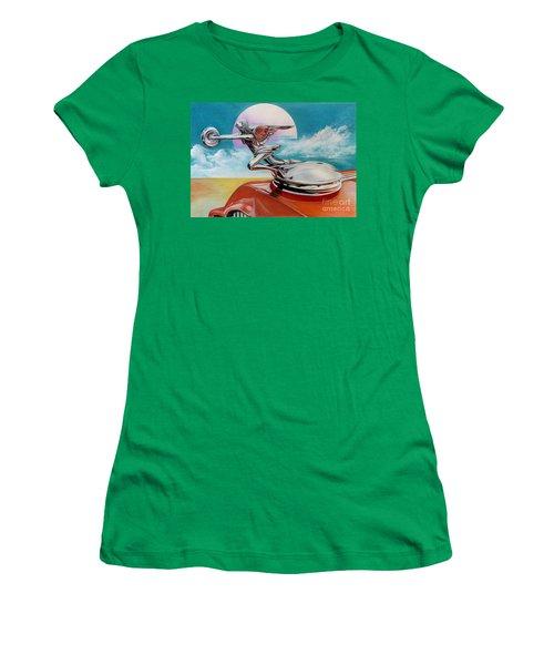 Goddess Of Speed Women's T-Shirt