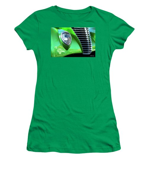 Green Machine Women's T-Shirt