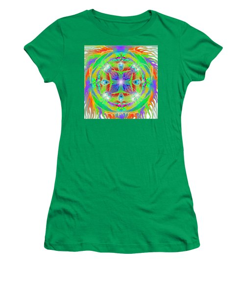 Indian Mandala Women's T-Shirt
