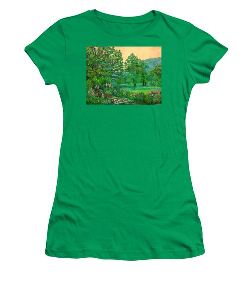 Park Road In Radford Women's T-Shirt