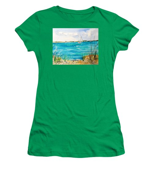 Ponce Inlet Women's T-Shirt