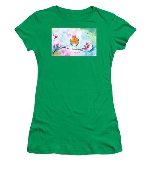Robin Women's T-Shirt