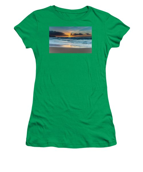 Sun Glow Seascape Women's T-Shirt