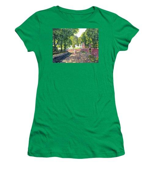Sunshine And Shadows Women's T-Shirt