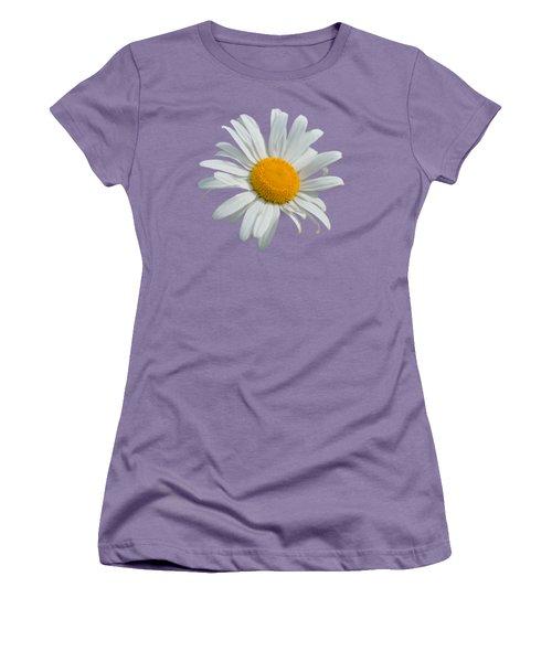 Daisy Women's T-Shirt (Junior Cut) by Scott Carruthers