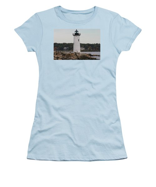 Fort Constitution Light Women's T-Shirt (Athletic Fit)