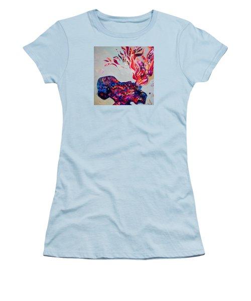 Inner Light Sold Out Women's T-Shirt (Junior Cut) by Sanjay Punekar