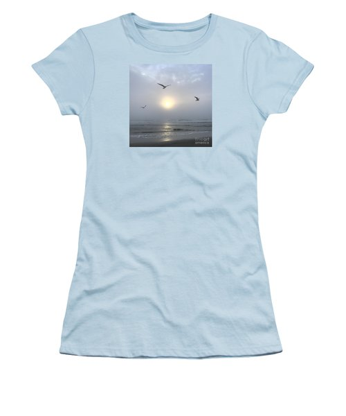Moment Of Grace Women's T-Shirt (Athletic Fit)