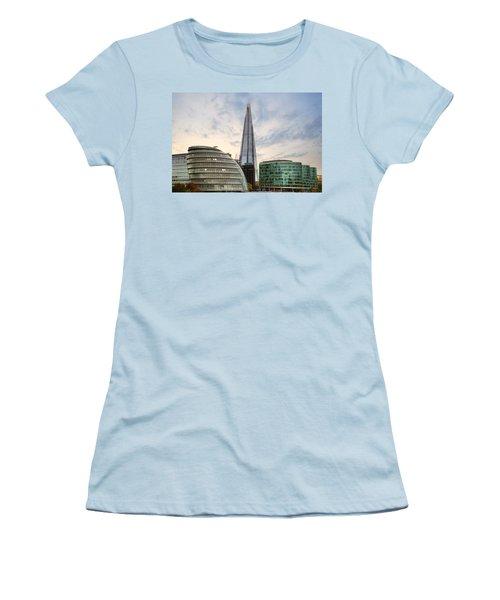 London Women's T-Shirt (Junior Cut) by Joana Kruse