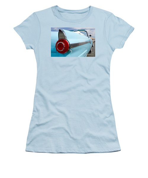 1956 Ford Fairlane Sunliner Women's T-Shirt (Athletic Fit)