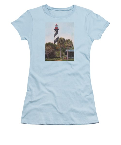 Anastasia Lighthouse Women's T-Shirt (Athletic Fit)