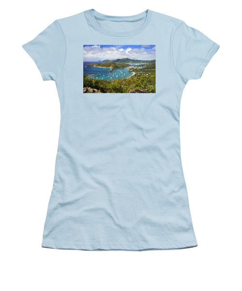Antigua Women's T-Shirt (Athletic Fit)