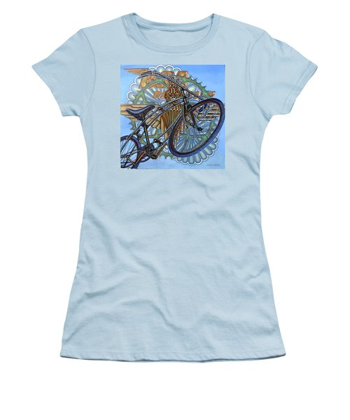 Bsa Parabike Women's T-Shirt (Athletic Fit)