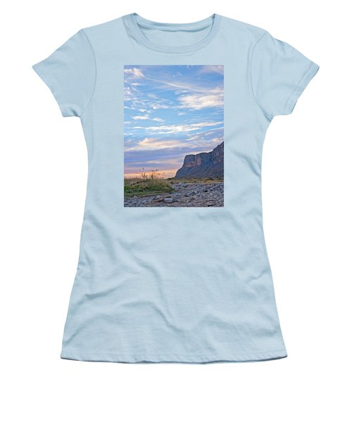 Santa Elena Sunrise Women's T-Shirt (Athletic Fit)