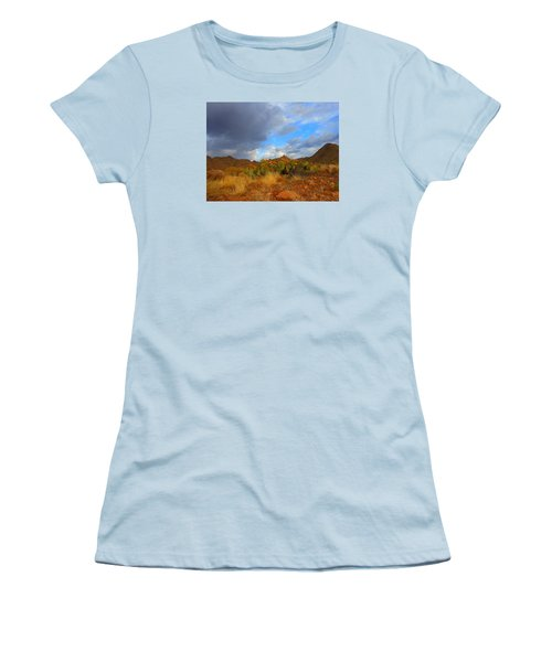 Springtime In Arizona Women's T-Shirt (Athletic Fit)