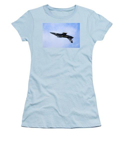 Breitling Air Display Team Women's T-Shirt (Junior Cut) by Nir Ben-Yosef