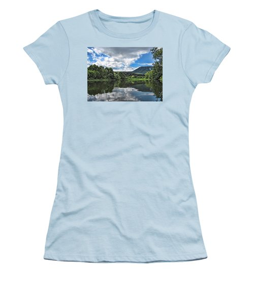 South Fork Shenandoah River Women's T-Shirt (Junior Cut)