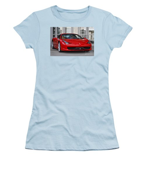 458 Italia Women's T-Shirt (Athletic Fit)