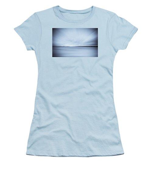 7 Mile Bridge 7 Women's T-Shirt (Athletic Fit)