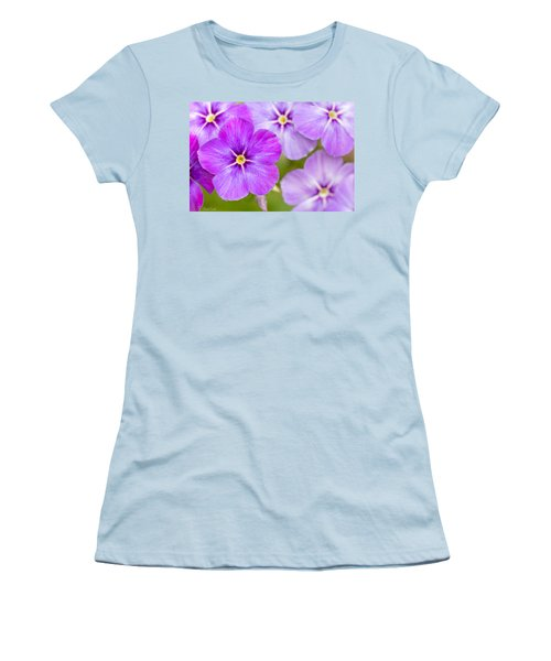 A Beautiful Bunch Women's T-Shirt (Junior Cut) by Heidi Smith