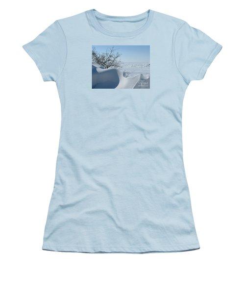 A Gentle Beauty Women's T-Shirt (Junior Cut) by Ann Horn