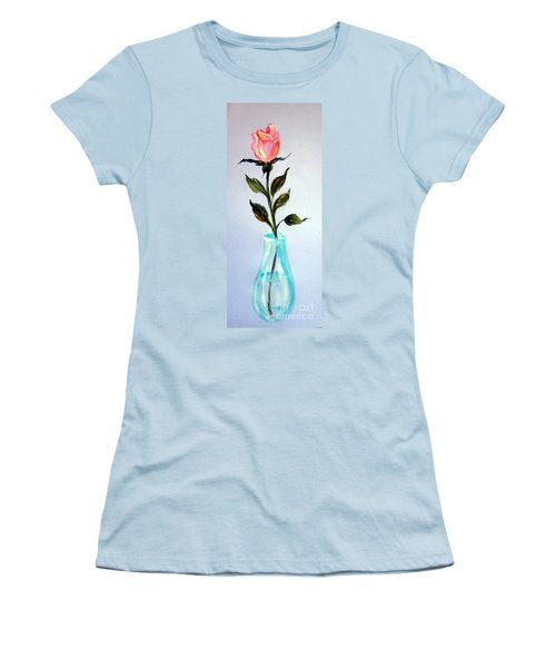 A Rose For My Lovely Gordana Women's T-Shirt (Athletic Fit)