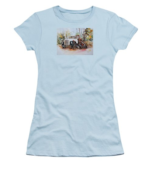 Abandoned Women's T-Shirt (Junior Cut) by P Anthony Visco