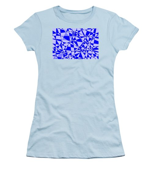 Abstract 151 Women's T-Shirt (Athletic Fit)