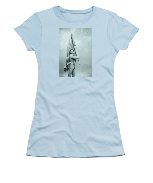 Antietam Civil War Monument Women's T-Shirt (Athletic Fit)