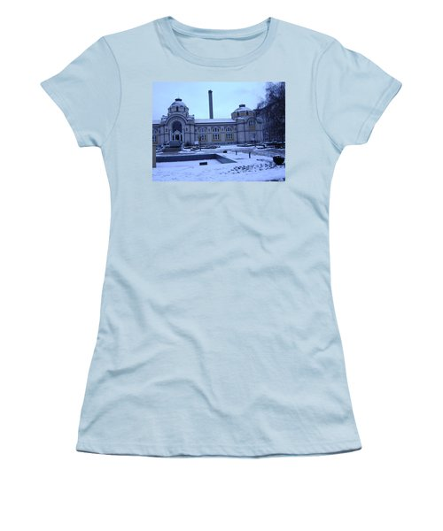 Architecture Women's T-Shirt (Athletic Fit)