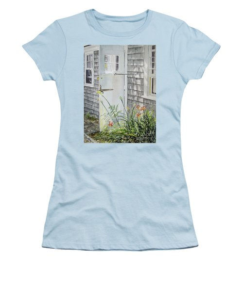 Back Door Nantucket Women's T-Shirt (Junior Cut)