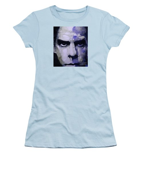 Bad Seed Women's T-Shirt (Junior Cut) by Paul Lovering